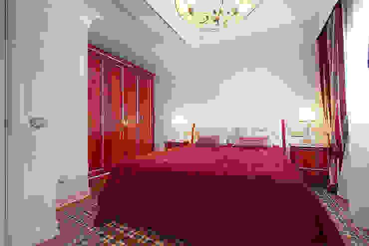 Спальная комната Спальня в классическом стиле от ODEL Классический