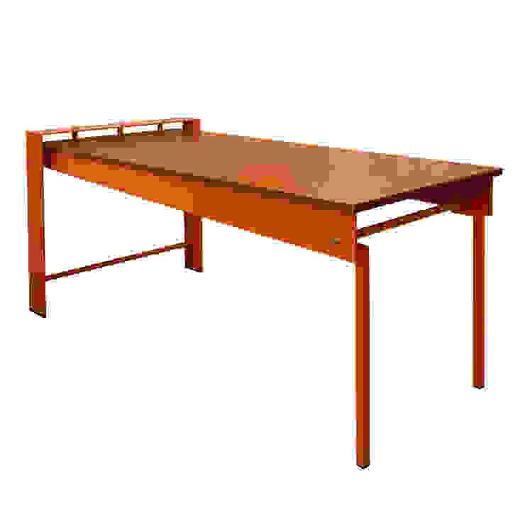 tavolo MECANO 180:  in stile industriale di  ALBORNO / GRILZ, Industrial