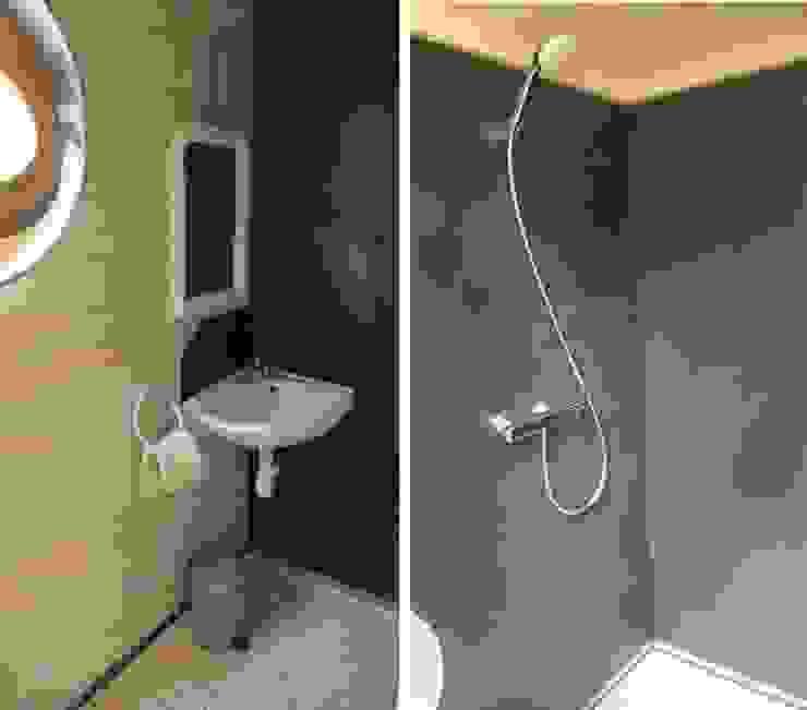 Baños de estilo ecléctico de Alter Ec'Home& Ecléctico