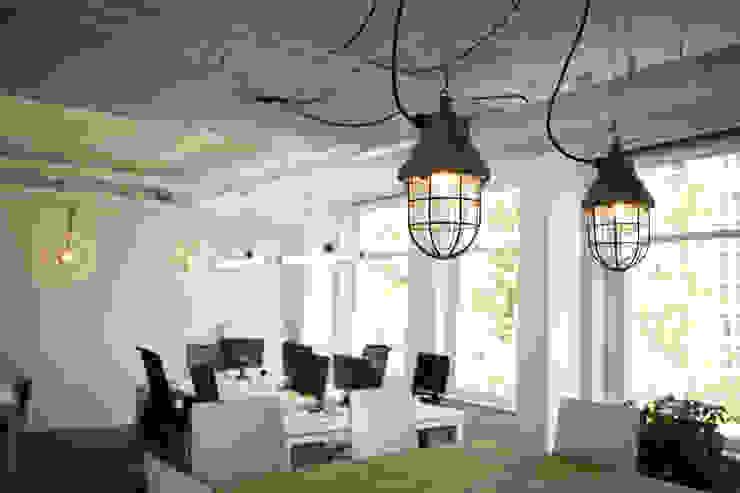 Interior Projects Industriële kantoorgebouwen van Blom & Blom Industrieel