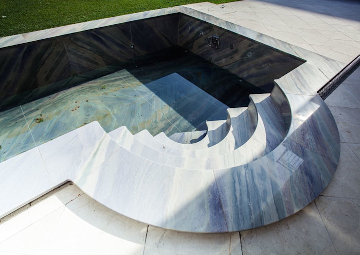 Pool by SCHUBERT STONE GmbH,