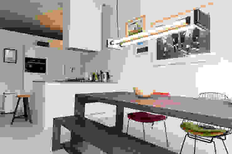 Interior Projects Industriële keukens van Blom & Blom Industrieel