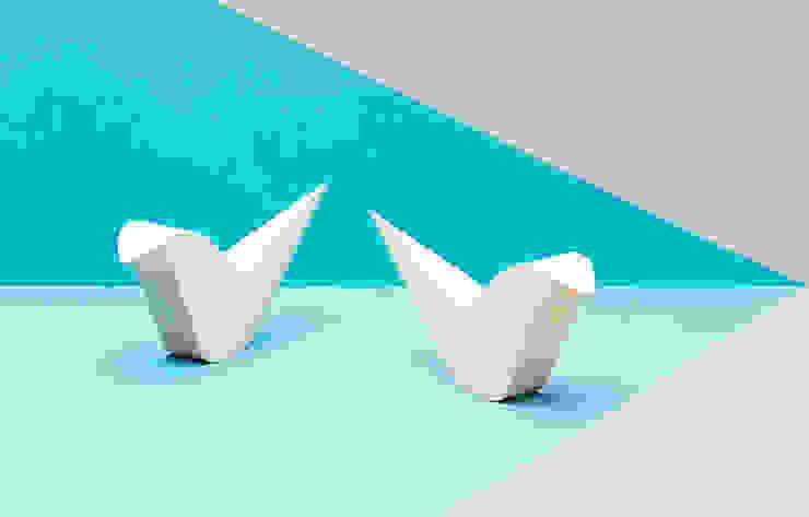 «WOODPUT» Mizko Design WoonkamerAccessoires & decoratie