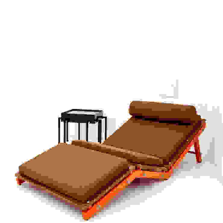 chaise longue- SEA:  in stile industriale di  ALBORNO / GRILZ, Industrial