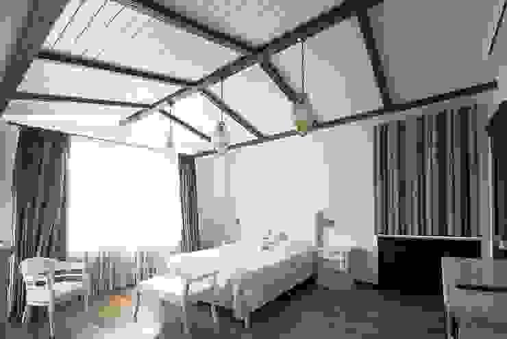 Дом в Средиземноморском стиле Спальня в средиземноморском стиле от freelancer Средиземноморский