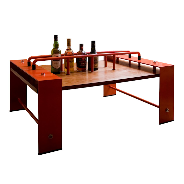ALBORNO / GRILZ Living roomSide tables & trays