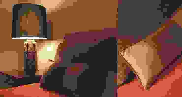 Suite principal Quartos modernos por Traço Magenta - Design de Interiores Moderno