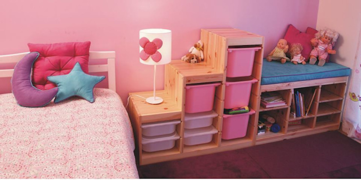 Modern Kid's Room by Traço Magenta - Design de Interiores Modern