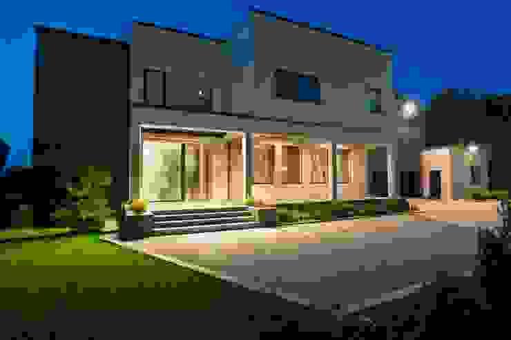Maisons minimalistes par Zimenko Yuriy Minimaliste