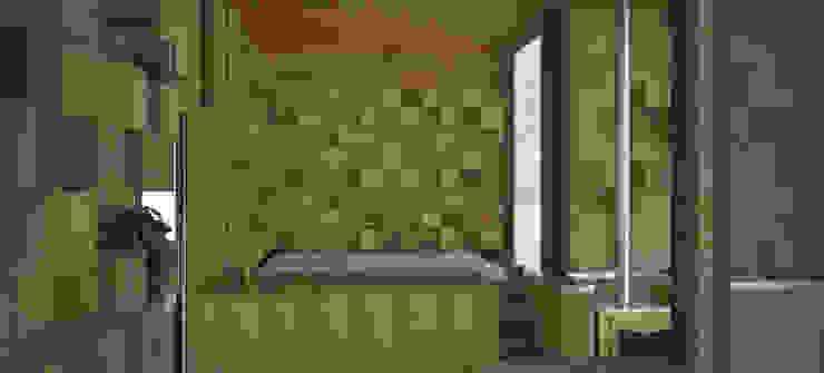 Lesnianski Sleeping area Modern style bedroom by SHSH Architecture + Scenography Modern