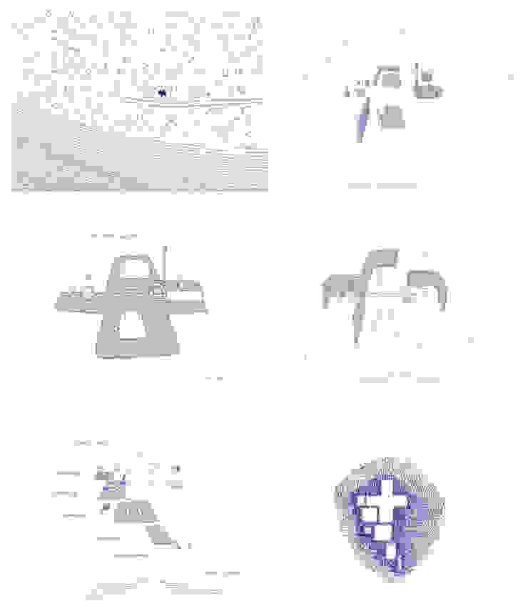 Lesnianski Concept Sketch by SHSH Architecture + Scenography