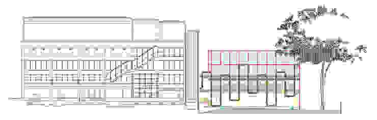 Academia Competition – unidade Paulista | Rua Cincinato Braga por ARQdonini Arquitetos Associados