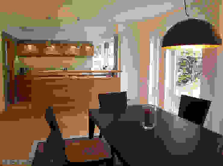 BECKER INTERIORS Modern Dining Room