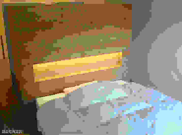 BECKER INTERIORS Modern Bedroom