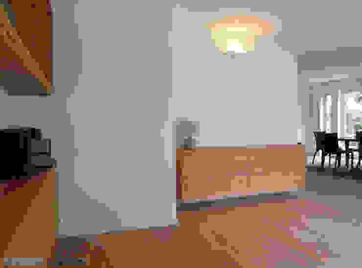 BECKER INTERIORS Modern Living Room