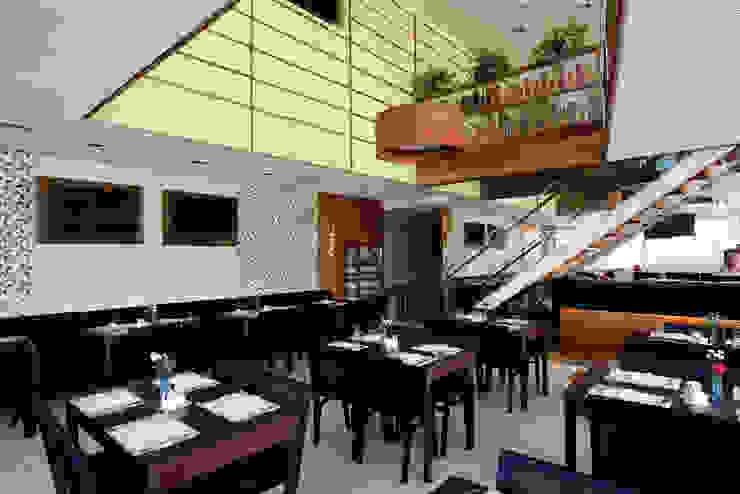 Moderne Gastronomie von Mascarenhas Arquitetos Associados Modern