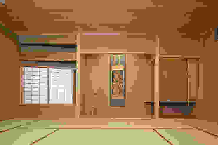 貴賓室2 オリジナルな 壁&床 の 矩須雅建築研究所 オリジナル