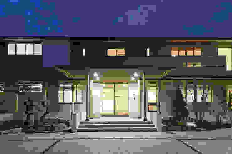 外観1 オリジナルな 家 の 矩須雅建築研究所 オリジナル