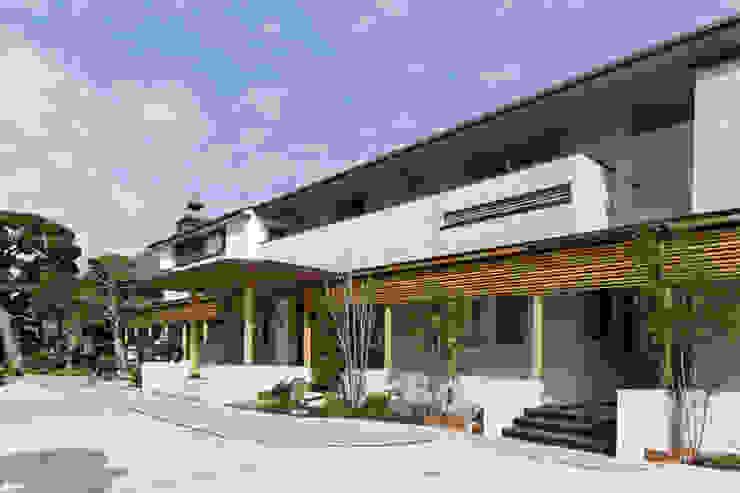 外観3 オリジナルな 家 の 矩須雅建築研究所 オリジナル