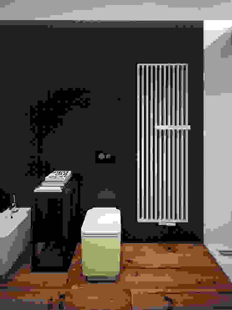 ofdesign Oskar Firek Loft Apartment łazienka Minimalistyczna łazienka od OFD architects Minimalistyczny