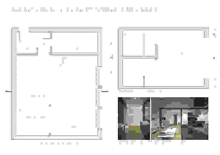 ofdesign Oskar Firek Loft Apartment rzut 00 od OFD architects