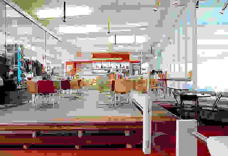 Academia Competition – unidade Higienópolis | Rua Dr. Albuquerque Lins por ARQdonini Arquitetos Associados Moderno
