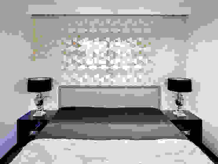 Бюро TS Design의  침실