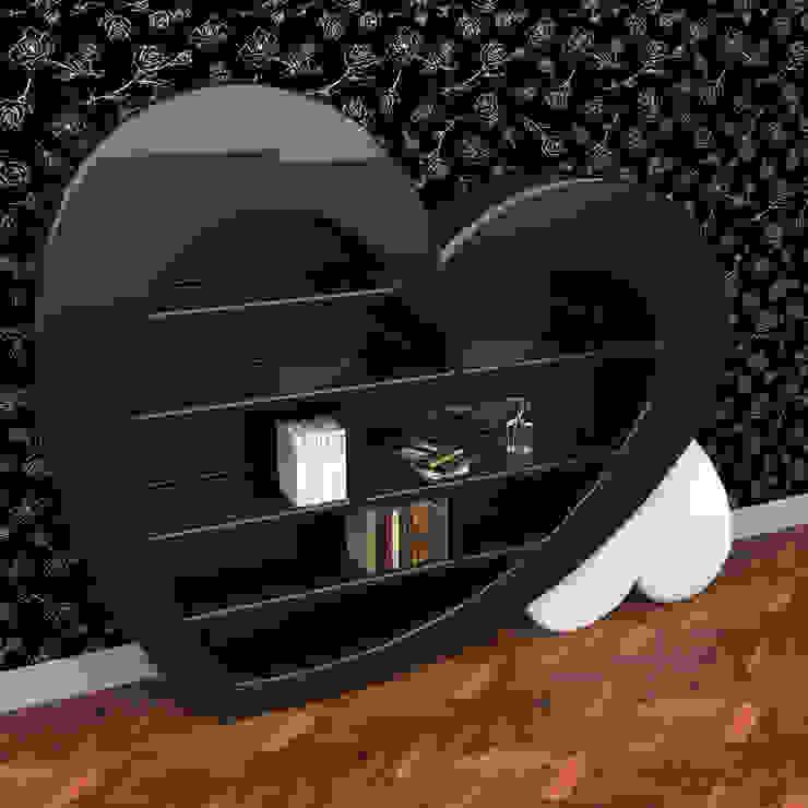 モダンデザインの 多目的室 の ZAD ITALY モダン