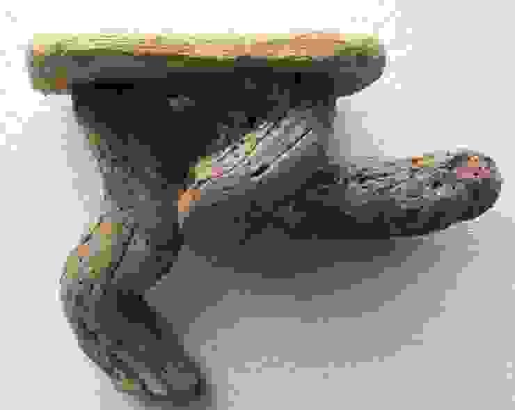 Driftwood Shelves by Julia's Driftwood Рустiк