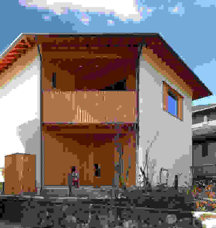 N House オリジナルな 家 の 磯村建築設計事務所 オリジナル