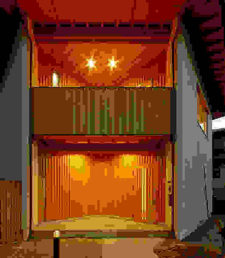 N House モダンな 家 の 磯村建築設計事務所 モダン