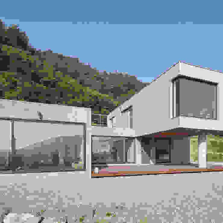 청양주택: Cheongju University Department of Architecture의  주택