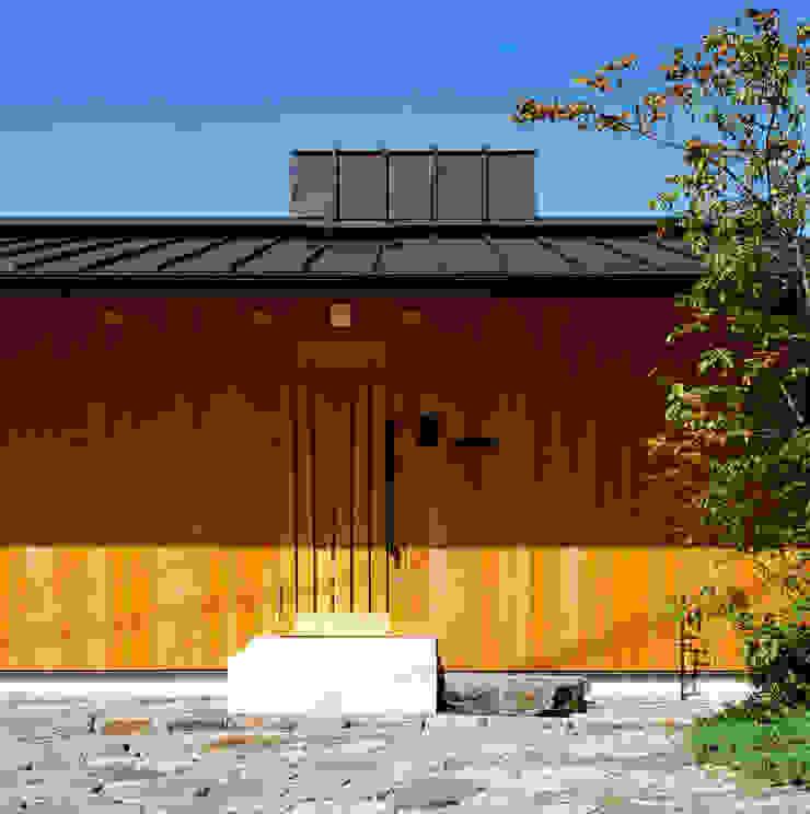 ファサード モダンな 家 の 磯村建築設計事務所 モダン