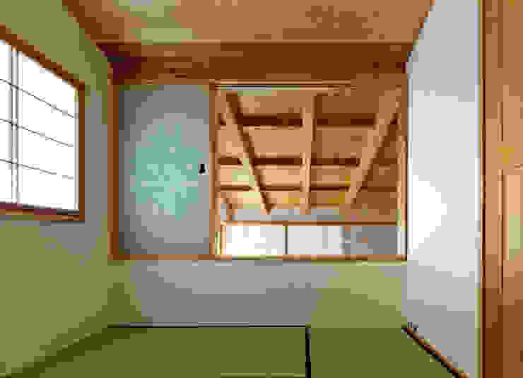 ジャパニーズルーム クラシカルスタイルの 寝室 の 磯村建築設計事務所 クラシック