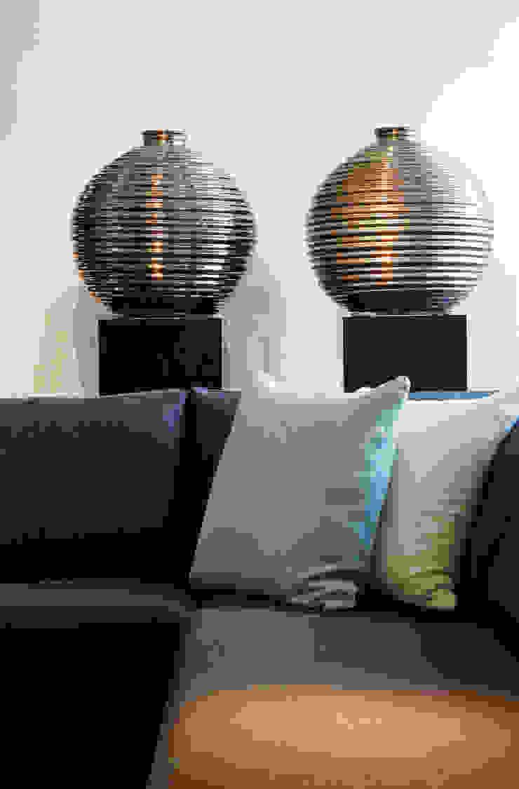 Showroom Moderne woonkamers van huis van strijdhoven Modern