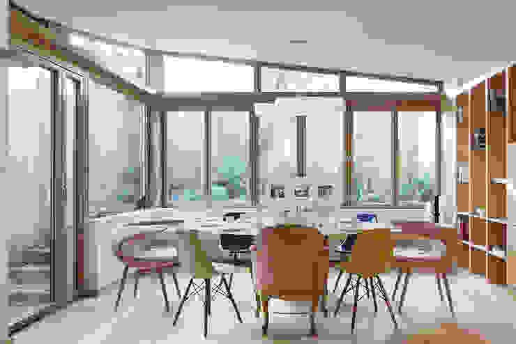 Dining Room Comedores de estilo moderno de AR Architecture Moderno