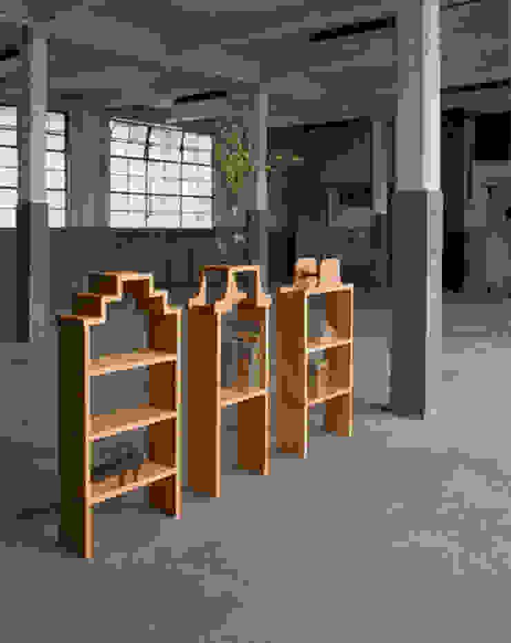 Pakhuisjes van Studio Janina Loeve Minimalistisch