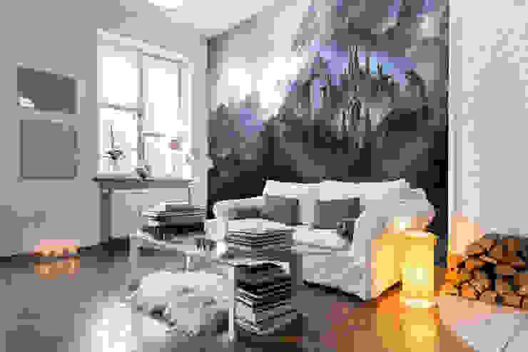 Dragonstone Modern walls & floors by Wallsauce.com Modern