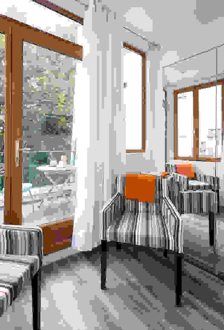 Modern conservatory by Bertina Minel architecture Modern