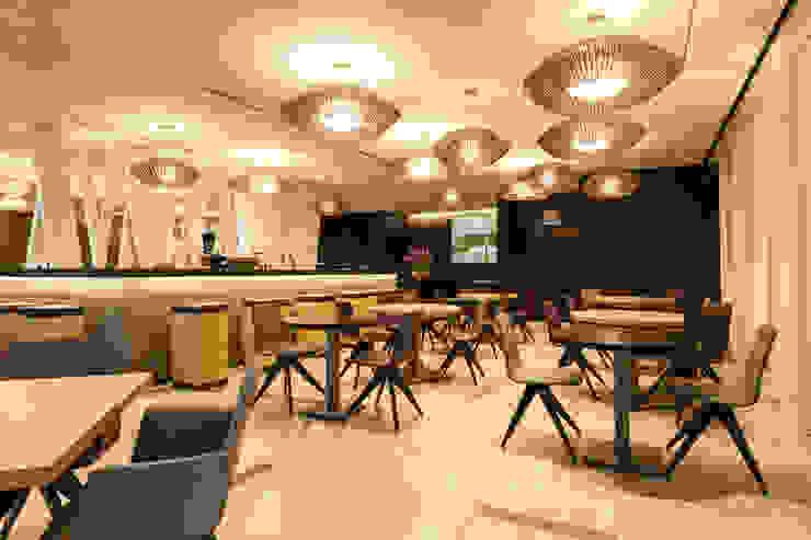 Pullman Basel Europe Moderne Hotels von Iria Degen Interiors Modern