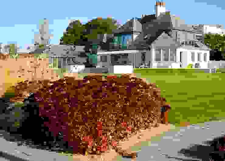 Coastal garden Modern garden by Roger Webster Garden Design Modern