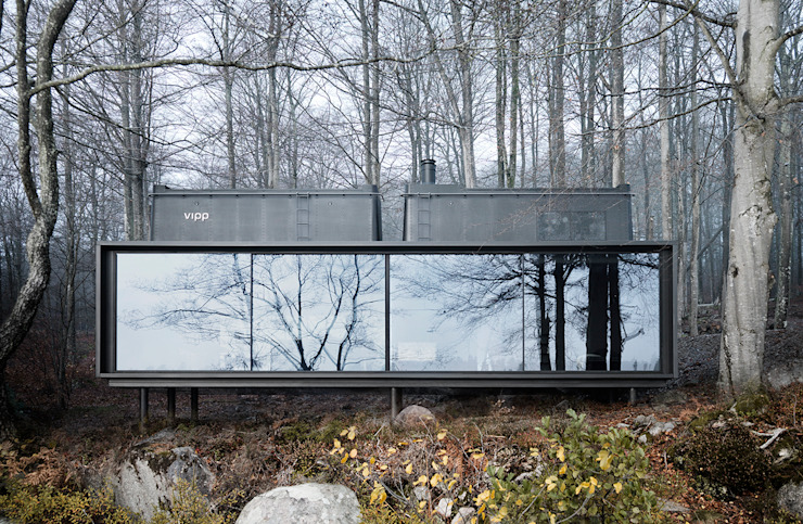 Vipp Shelter by Vipp Industrial