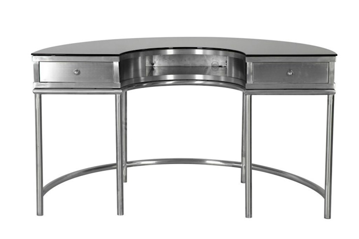 Luna desk: modern  door Asiades, Modern