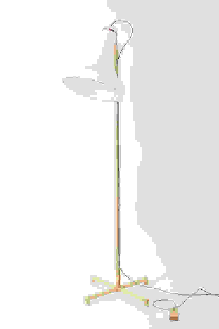 Meshmatics Floorlamp van Atelier Rick Tegelaar Industrieel