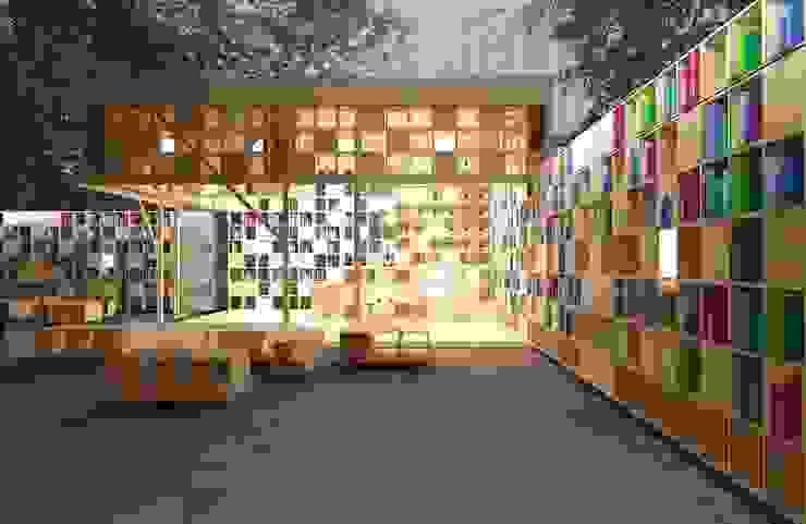 Книжный павильон: Бары и клубы в . Автор – Ruetemple,