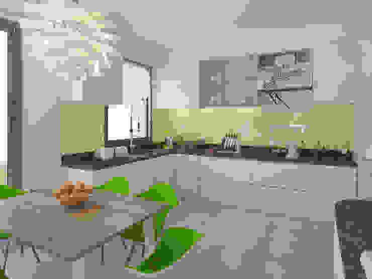 İNDEKSA Mimarlık İç Mimarlık İnşaat Taahüt Ltd.Şti. KitchenKitchen utensils