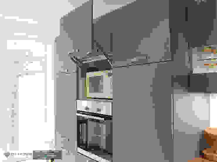 Cocinas de estilo moderno de Agence ADI-HOME Moderno