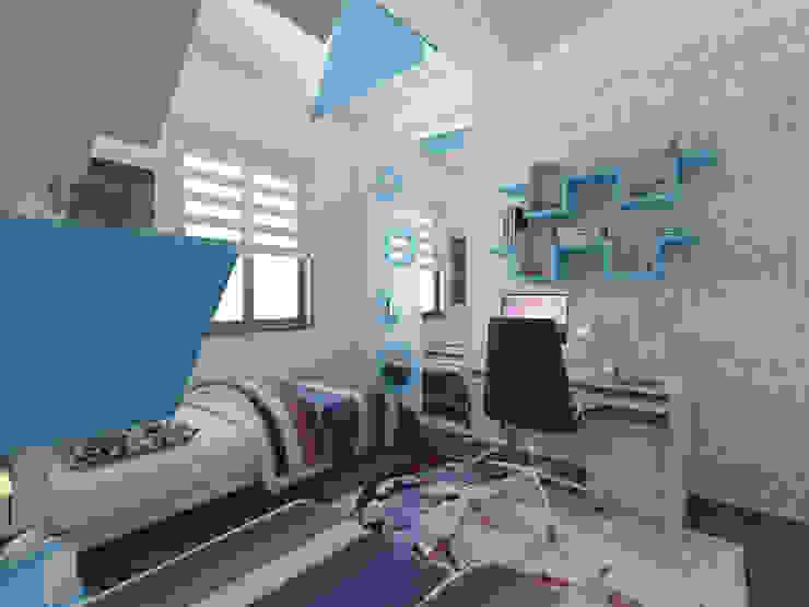 por İNDEKSA Mimarlık İç Mimarlık İnşaat Taahüt Ltd.Şti. Moderno