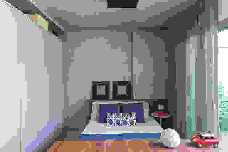 Dormitorios de estilo moderno de BEP Arquitetos Associados Moderno