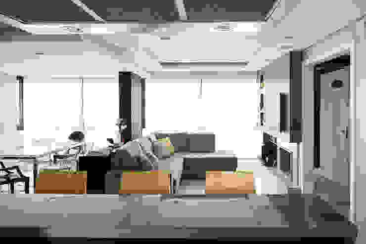 Cozinha integrada Cozinhas modernas por Blacher Arquitetura Moderno